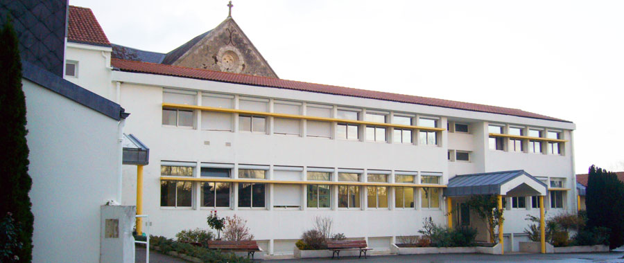 Restructuration de l u2019établissement Institut des Maisons familiales ruralesà Saint Florent des  # St Florent Des Bois